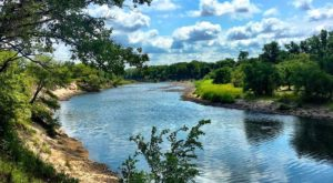 This Kansas River Walk Trail Offers The Relaxing, Scenic Experience You Need