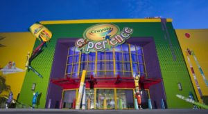 At Over 70,000 Square-Feet, This Colorful Attraction In Florida Is The Perfect Family Adventure