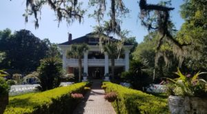 This Grand 19th Century Mansion Inn In Florida Will Make You Feel Like Royalty