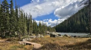The Most Popular Hike In Rocky Mountain National Park Is Much Easier Than You'd Think