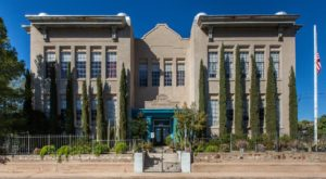 This Historic Arizona Inn Used To Be An Elementary School