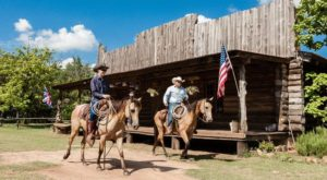 This Beautiful Island Ranch In Oklahoma Is Perfect For A Weekend Getaway
