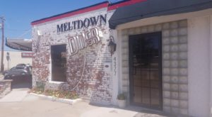We Can't Get Enough Of The Hot Melted Sandwiches At This 50s Diner In Oklahoma