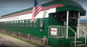 Dine In An Authentic Train Car In Oklahoma For An Experience Unlike Any Other