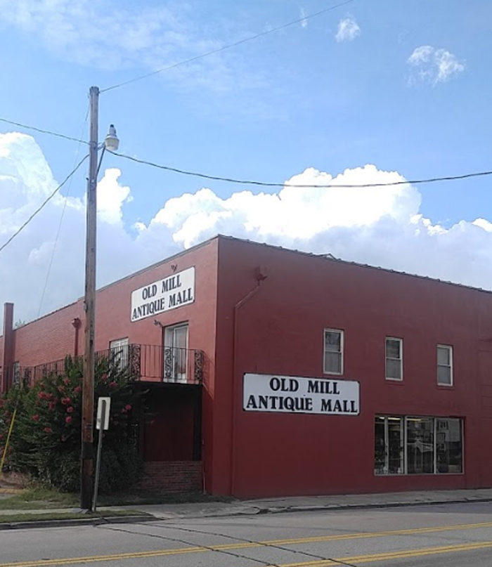 Old Mill Antique Mall Home: Old Mill Antique Mall In South Carolina Is Filled To The
