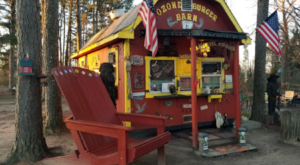The Most Beloved Remote Burger Joint In Arkansas Has Re-Opened And We Couldn't Be Happier