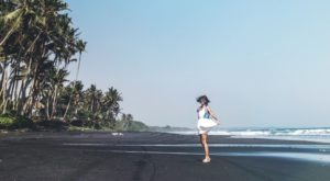 A Volcanic Eruption Created A New Black Sand Beach In America And You'll Want To Visit
