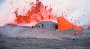These 18 U.S. Volcanoes Are Some Of The Most Dangerous In The World