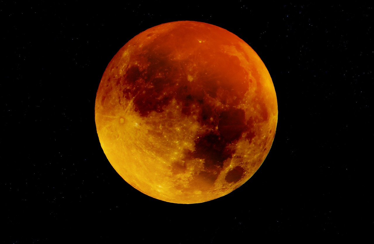 blood moon january 2019 south carolina - photo #1