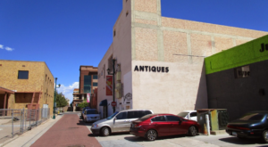 You'll Find Hundreds Of Treasures At This 2-Story Antique Shop In Arizona