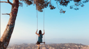 The Incredible Rope Swing Hike In Southern California You'll Want To Take This Year