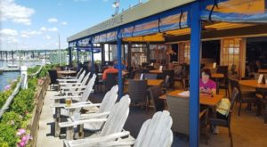 The One Rhode Island Town That Can't Be Beat For Waterfront Dining