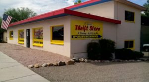 The Three-Story Thrift Shop In Arizona That's Almost Too Good To Be True