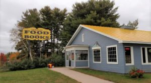 This One Of A Kind Library Restaurant In Connecticut Is A Book Lover's Dream Come True