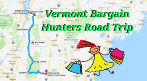 This Bargain Hunters Road Trip Will Take You To The Best Thrift Stores In Vermont