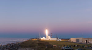 You Can Watch Rockets Launch From This Tiny Island Off The Coast Of Virginia
