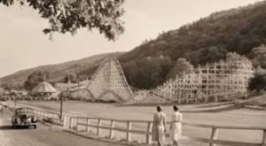 These 17 Photos Show You Connecticut's Oldest Amusement Park Like You've Never Seen It Before