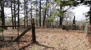 You Won't Want To Visit This Notorious Mississippi Cemetery Alone Or After Dark