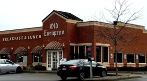 The European Diner In Idaho Where You'll Find All Sorts Of Authentic Eats
