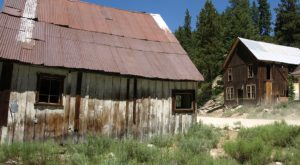 The Spooky (Almost) Ghost Town In Idaho With Fewer Than 10 Residents