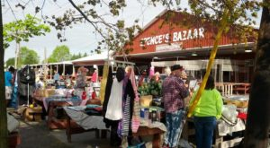 The Charming Out Of The Way Flea Market In Delaware You Won't Soon Forget
