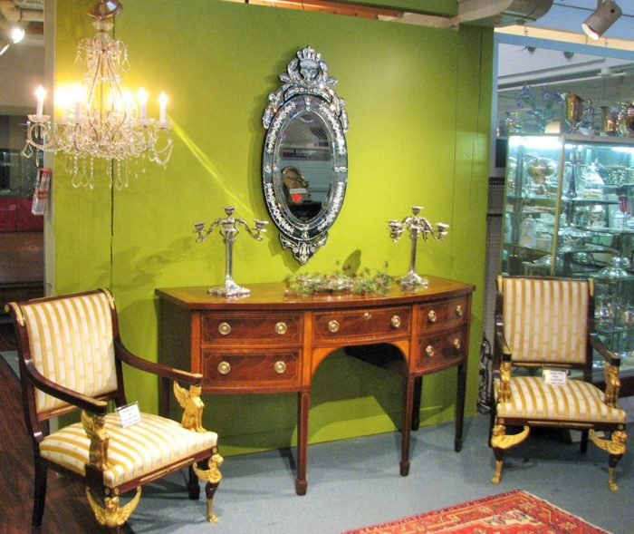 Old Mill Antique Mall Home: This Antique Center In Maryland Has 20,000 Square Feet Of
