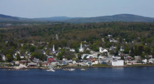 The Story Behind This Evil Place In Maine Will Make Your Blood Turn Cold