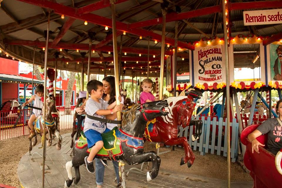 Kiddie Park Is Best Kids Amusement Park Near Austin