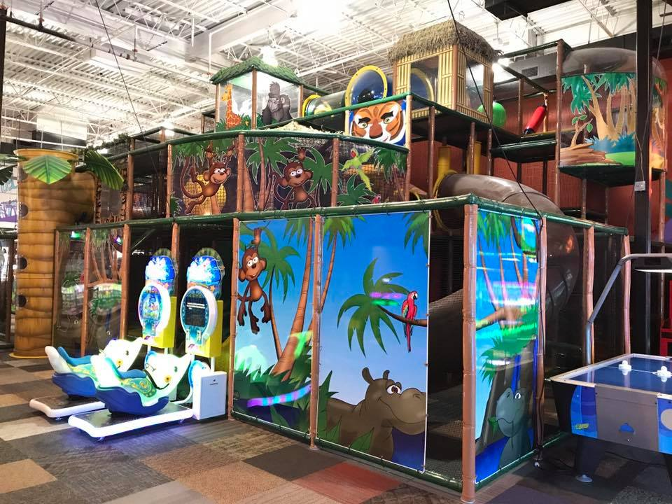 jungle island is the best jungle themed indoor playground in austin. Black Bedroom Furniture Sets. Home Design Ideas
