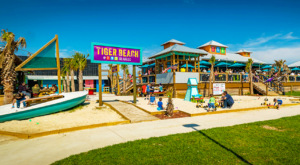 This One Of A Kind Restaurant In Louisiana Is Fun For The Whole Family