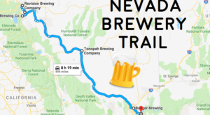 Take The Nevada Brewery Trail For A Weekend You'll Never Forget
