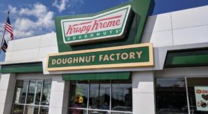 Not Many People Know Students Can Tour The Flagship Krispy Kreme Doughnut Store In North Carolina