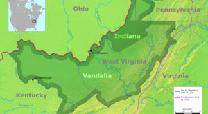 Most People Don't Know West Virginia Almost Became A State During The Revolutionary War