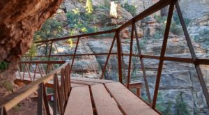 Take This Jaw Dropping Cliffside Boardwalk In Utah For An Unbeatable View
