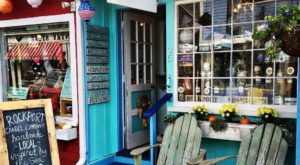 You Can Craft Your Own Candles At This Little Seaside Shop In Massachusetts
