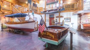 This Little Maritime Museum Is One Of Northern California's Best Kept Secrets And It's Endlessly Fun
