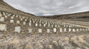 You Won't Want To Visit This Notorious Idaho Cemetery Alone Or After Dark