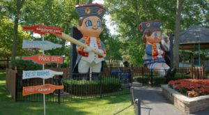 Your Kids Will Have A Blast At This Miniature Amusement Park In New Jersey Made Just For Them