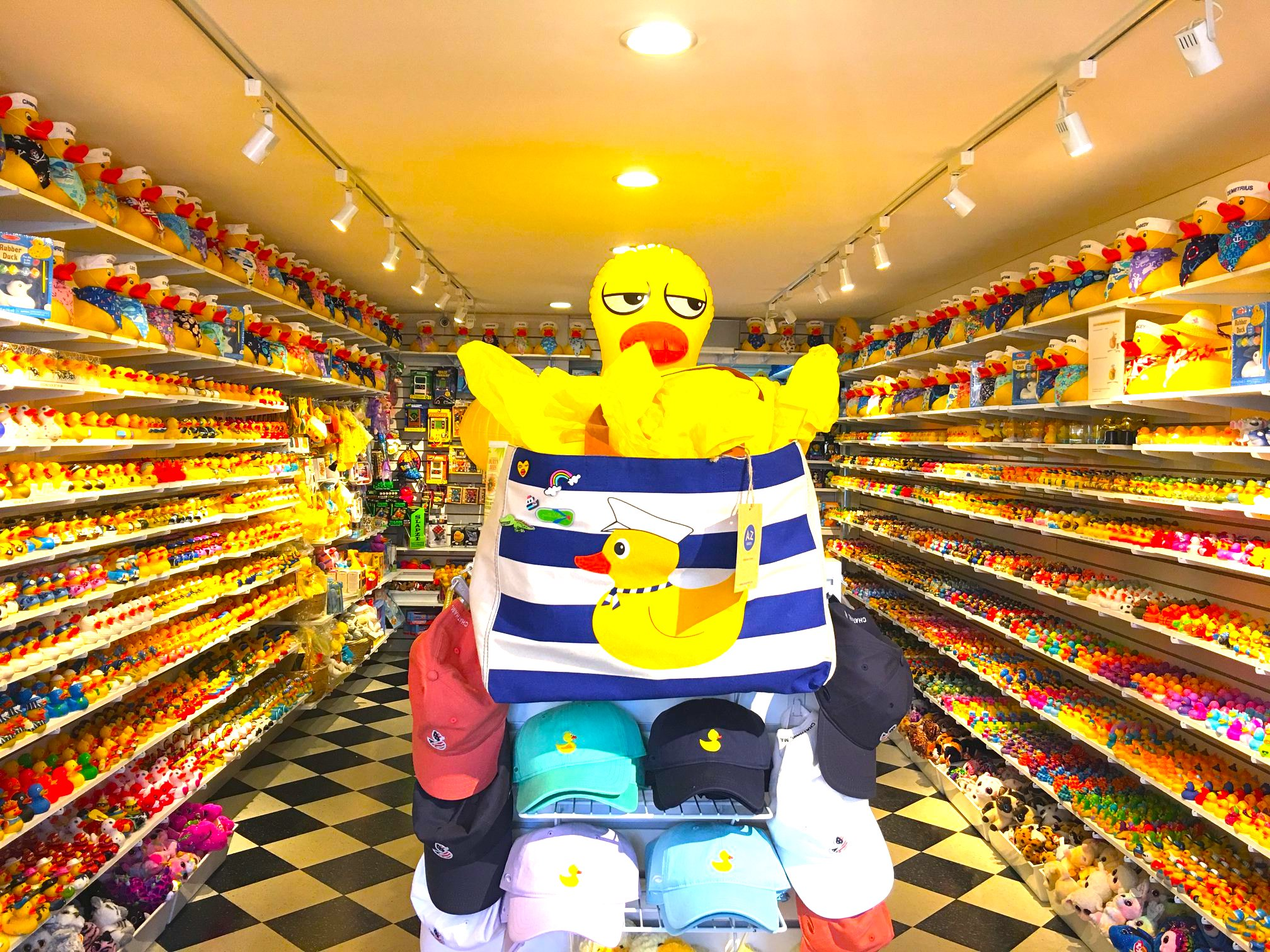 The World S Largest Rubber Duck Store Is Here In Massachusetts