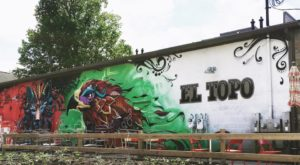 There's A Wonderful Secret Hiding In The Back Of This Taco Restaurant In Michigan