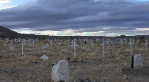 You Won't Want To Visit This Notorious Nevada Cemetery Alone Or After Dark