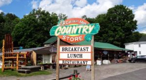 This New York Country Store Has Its Own Restaurant And It's Everything You Ever Needed