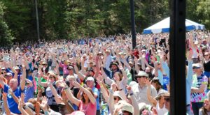 One Of The Largest Music Festivals In The U.S. Takes Place Each Year In This Tiny Town In North Carolina