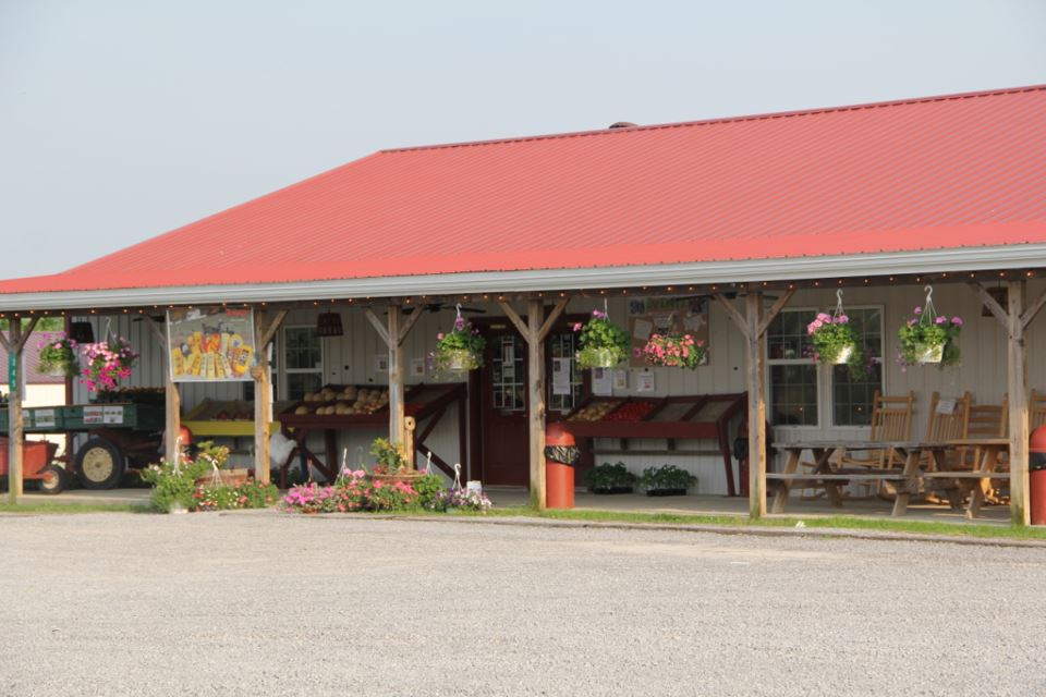Habegger S Amish Market Is A Delightful Amish Store In