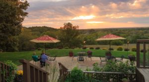 Steal Away To This Dreamy Kansas Lodge With Sweeping Views And Stellar Food