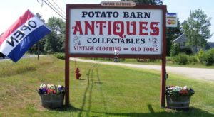 Follow This Route To The 8 Best Vintage Stores In New Hampshire For An Incredible Outing