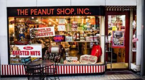 There's A Peanut-Themed Shop In Tennessee And You'd Be Nuts Not To Visit