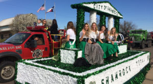 One Of The Largest St. Patrick's Day Festivals In The U.S. Takes Place Each Year In This Tiny Town In Texas