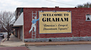 This Tiny Texas Town Is Home To The Largest Courthouse Square In America