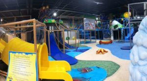 The Ocean-Themed Indoor Playground In Kentucky That's Insanely Fun